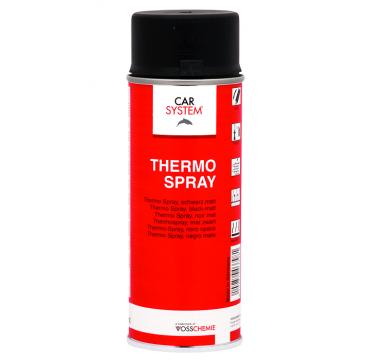 126086 Thermo Spray - Термоспрей черный (400мл) CarSystem