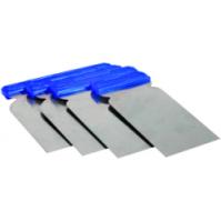 139356 Japanspachtel - Набор металлических гибких шпателей (5/8/10/12 см) CarSystem