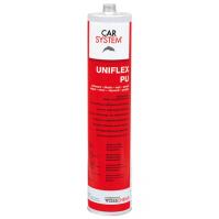148924 Полиуретановый герметик Uniflex -PU (310мл)черный CarSystem