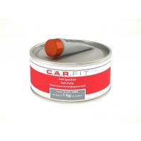 2K Шпатлевка полиэфирная Soft 1 кг, вкл.отв. CarFit