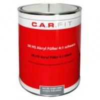 2К Акриловый грунт-наполнитель HS 4:1 серый 3,6 л CarFit