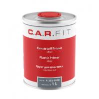 Грунт для пластиков 1K серебристый 1л CarFit