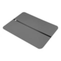 Металлические тест-пластины темно-серые CarFit