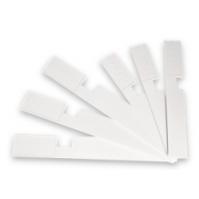 Палочка для размешивания красок белая 27см CarFit