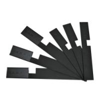 Палочка для размешивания красок черная 27см CarFit