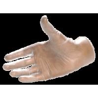 Перчатки виниловые размер  L CarFit