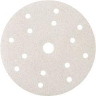 P100 Абразивный круг SMIRDEX 510 White, D=150мм, 15 отверстий (из кор.)