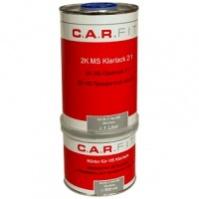 Прозрачный лак MS 1л. вкл. отвердитель 0,5 л (комплект) CarFit