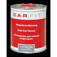 Растворитель для окраски переходом, 1л CarFit