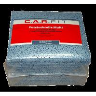 Салфетка высокопрочная - обезжиривающая, 420х267 мм 50 шт. CarFit