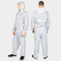 Костюм малярный многоразовый (Куртка + брюки), полиэстер L REMIX