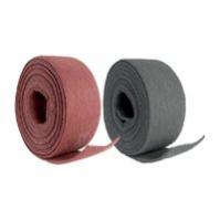 Скотч брайт красный (нетканый абразивный материал в листах AVF 320) 150*230мм SMIRDEX