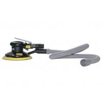 Пневмат. ротор-орбитальная шлиф. машинка с пылеотводом, Velcro (липучка)Ø 150 мм, 0.6кг JETA