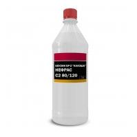 Бензин раствор.БР-2 обезжириватель Нефрас С2-80/120  ТУ 38401-67-108-92 0,5л ПЭ  / 24 шт.