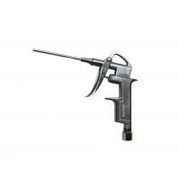 Пистолет продувочный со средним соплом 50 мм, алюминиевый корпус, рабочее давл. 0-10 бар, макс.давл.