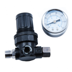 Kiwix Регулятор давления с манометром AR-805