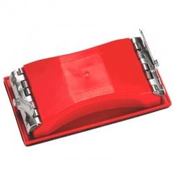 Kiwix Шлифовальный брусок, пласт. с мет. зажимами (212*105 мм)