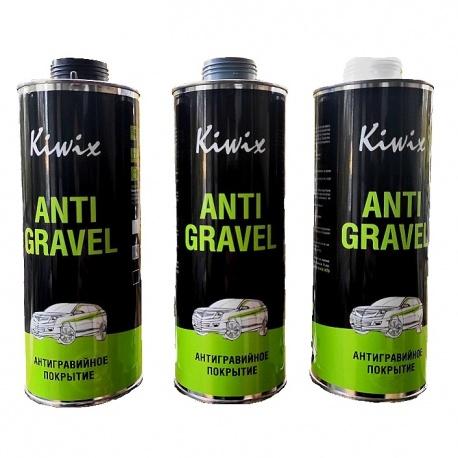 Kiwix Антигравий черный 1 кг