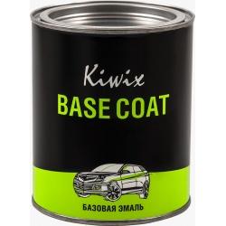 690 Kiwix готовая базовая эмаль серебро 1 л