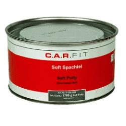 2К Шпатлевка полиэфирная Soft 1,8 кг, вкл.отв. CarFit