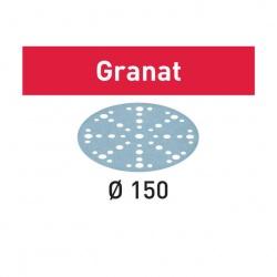 Мат.шлиф. Granat P120, STF D150/16 P120 Festool