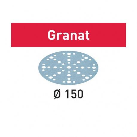 Мат.шлиф. Granat P220, STF D150/16 P220 GR Festool