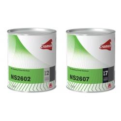 NS2602 Нешлифуемый грунт-выравниватель грязно-белый 3.5 л +XK205 Активатор быстрый LE 1л