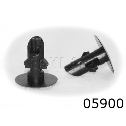 05900 клипса автомобильная INFINITI/NISSAN