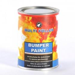 Краска структурная для бамперов черный 0,8л MULTIFULLER