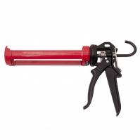 Механический пистолет для герметиков IGUN поворотный, полуоткрытый (картридж 310мл, сила4500H, 18:1)