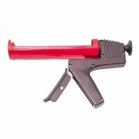 Механический пистолет для герметиков IGUN супербаланс, поворот, полуоткр (картридж 310мл, сила1200H)