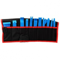 Набор ITOOLS в чехле с карманами из 11шт. для разборки декоративной обшивки салона автомобиля