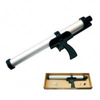 Пневматический пистолет для герметиков IGUN  для картриджей 310 мл и туб 600мл 90-110 PSI, длина 620