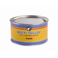 Шпатлевка полиэф. по пластику PLASTIC темно-серый 0,4 кг MULTIFULLER