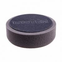 Полировальный круг из поролонa D 150 mm T 50 mm мягкий черный ISISTEM  Soft BLACK