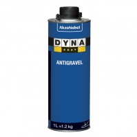 Антигравийное покрытие Dynacoat Antigravel Серый 1 л