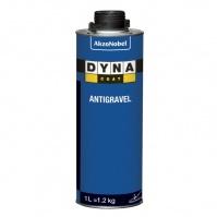 Антигравийное покрытие Dynacoat Antigravel Черный 1 л