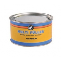 Шпатлевка полиэфирная ALUMINIUM темно-серый 0,4 кг MULTIFULLER