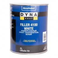 Грунт-Вырав. Filler 4100 Белый 4 л Dyna