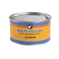 Шпатлевка полиэфирная ALUMINIUM темно-серый 1 кг MULTIFULLER