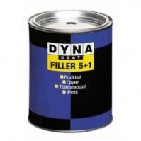 Грунт-Вырав. Filler 5+1 Черный (компл. 1л) Dyna