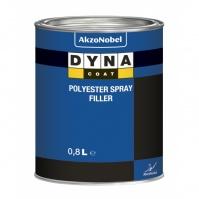 Жидкая шпатлевка Dynacoat Spray Filler 0.8 л