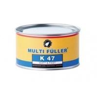Шпатлевка полиэфирная K47  SOFT &FAST голубая 1,8кг MULTIFULLER