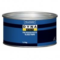 Усиленная стекловолокном шпатлевка Dynacoat Glass Fibre Putty 1.65 кг