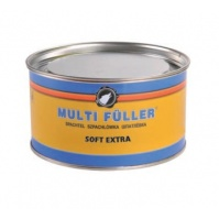 Шпатлевка полиэфирная SOFT EXTRA бежевый 0,4 кг MULTIFULLER