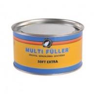 Шпатлевка полиэфирная SOFT EXTRA бежевый 1 кг MULTIFULLER