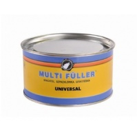 Шпатлевка полиэфирная UNIVERSAL желтый 4,5кг MULTIFULLER