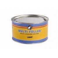 Шпатлевка полиэфирная легкая LIGHT белый 2,5 л MULTIFULLER