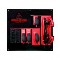 Настенный стенд для ручного шлифовального инструмента 690 х 580 мм ABREX
