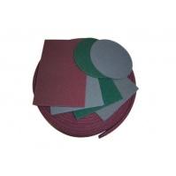 Скотч-брайт круг 150мм VERY FINE     360   VF, красный ABREX